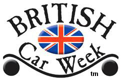 British Car Week Logo