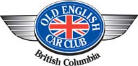 Old English Car Club Logo
